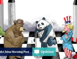 How China can benefit from joining US, Russia in nuclear arms talks