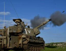 Israel - Lebanon Exchange Rocket Fire