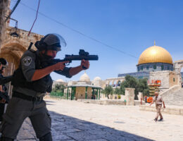 Israeli police clear Al-Aqsa worshippers for Jewish tourists   Middle East News