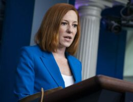 It Goes All Kinds of Wrong When Peter Doocy Challenges Jen Psaki to Justify New Mask Guidance