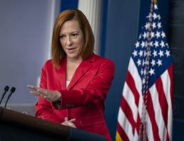 Jen Psaki Does Clean-up on Biden Vaccine Messaging Flub, Exposes Bigger Problem in the Process