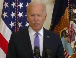 Joe Biden Says He Was Chairman of the Judiciary Committee 150 Years Ago (VIDEO)