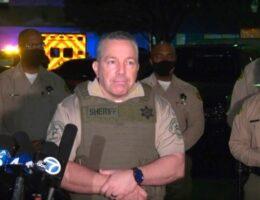 L.A. County Sheriff Alex Villanueva Won't Enforce 'Unscientific' Mask Mandate