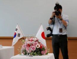 Leadership vacuum on Japan–South Korea cooperation