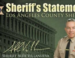 Los Angeles County Sheriff Says He Will Not Use His Department's Resources to Enforce New Mask Mandate