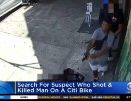 "Man Shot Dead at ""Point Blank"" Range in Broad Daylight in Democrat Hellhole of New York City (VIDEO)"