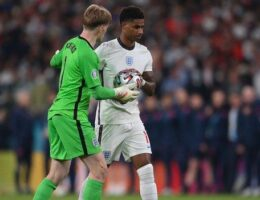 Marcus Rashford: England striker 'won't apologise' for who he is after receiving racist abuse