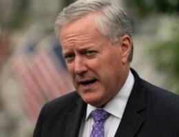 Mark Meadows to Newsmax: Media Silent on Sale of Hunter Biden's Art