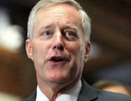 Mark Meadows to Newsmax: Narratives on Trump Spun to Sell Books, Not Truth
