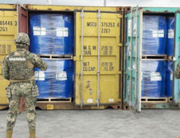 Mexican Armed Forces Take Control of Customs by Orders of the Federal Government