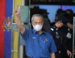 Muhyiddin keeps Malaysian politics in lockdown