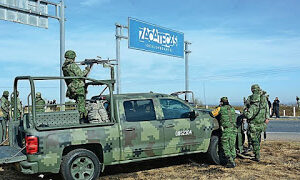 Narco Power: The Barbarism in Zacatecas