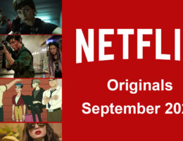 Netflix Originals Coming to Netflix in September 2021