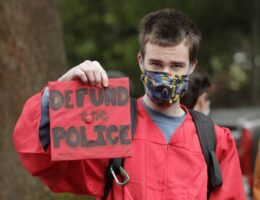 New Poll Sounds Major Alarm Bells for Democrats Desperate to Escape 'Defund the Police' Label