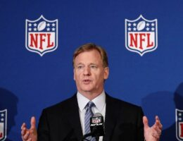 NFL's Roger Goodell Continues to Turn His League Into a Dumpster Fire: Will Fine Unvaccinated Players