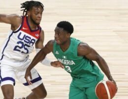 Nigerian basketball: From beating USA to begging for Olympic kit