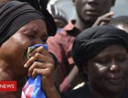 Nigeria's security crises - five different threats