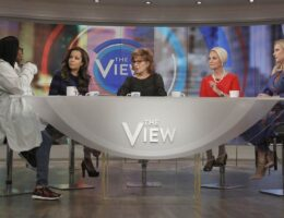 Noted Constitutional Scholar Sunny Hostin of 'The View': 2nd Amendment 'Designed to Protect Slavery'