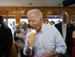 Nothing Is Joe Biden's Fault