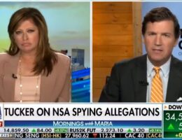 NSA Unmasked Tucker Carlson While He Was Seeking Interview with Vladimir Putin: Report