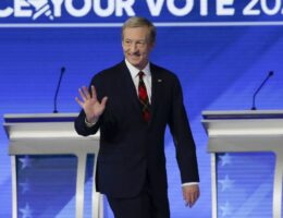 Outed George Soros-Tom Steyer 'Conservative' Complains to…The Daily Beast?