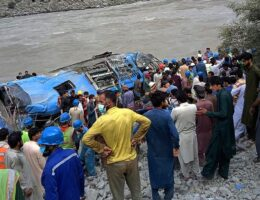 Pakistan bus blast: Chinese firm halts work on dam, fires local workers