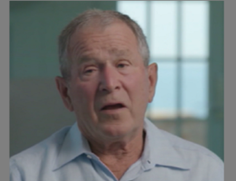 President George W. Bush Chimes in on Afghanistan Withdrawal and His Remarks Are Exactly What You Expect