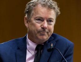 Rand Paul to Newsmax: Democrats Have 'Authoritarian Impulse'