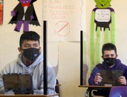 Rasmussen Poll: Most Democrats Want School Children Vaccinated, Wearing Masks