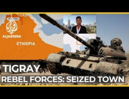 Rebel Forces Have Launched A New Offensive In Ethiopia's Tigray Region