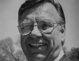 Remembering Ex-Rep. Sonny Callahan: Southern, Genteel, Not Too Serious About Himself