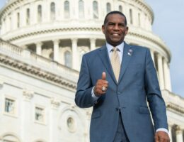 Rep. Burgess Owens to Newsmax: Education System Causing Hate of America