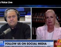 Reporter Julie Kelly Exposes Shocking DOJ Abuse of Jan. 6 Political Prisoners on War Room (VIDEO)