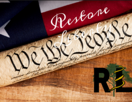 Restore Liberty: One New Group Is Attempting to Save America by Bringing out an Old Strategy