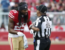 Richard Sherman Arrested and Charged With Burglary Plus Domestic Violence