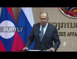 Russia Says Situation In Afghanistan Is Deteriorating Quickly