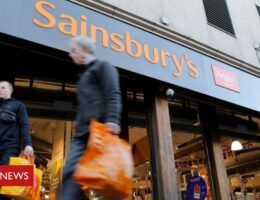 Sainsbury's stops selling CDs and DVDs
