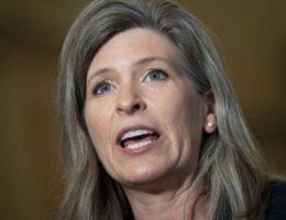 Sen. Ernst to Newsmax: Dem Spending Bills Will Keep Inflation Climbing