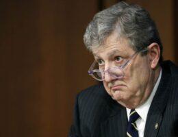 "Sen. John Kennedy Rips Biden's ""Defund the Police"" Policies in His Signature John Kennedy Way"