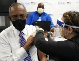 Someone Just Thought of the Absolute Dumbest Way to Convince Black People to Take the Vax