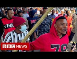 South Africa Deploys Military Forces To Quell Growing Unrest And Chaos