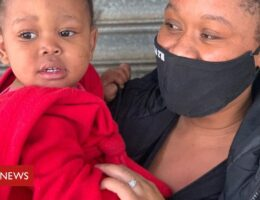 South Africa Zuma riots: Why Durban mother threw baby to strangers