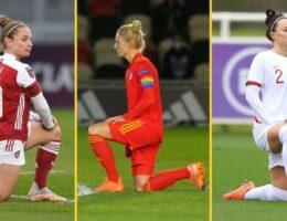 Team GB football team to take the knee