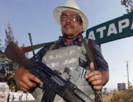 "Tepalcatepec, Michoacán: Miguel Ángel Gutiérrez Aguilar, alias ""El Kiro"""