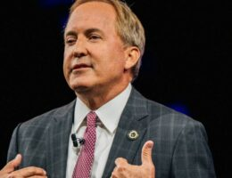 Texas AG Ken Paxton to Newsmax: We Have to 'Know Who's Voting'