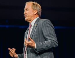 Texas AG Paxton to Newsmax: Running on Experience With Trump's Backing