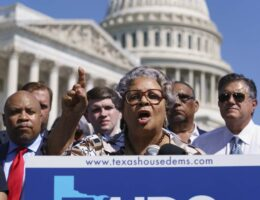 """Texas Democrat Returns to Texas for """"Good Faith"""" Talk on Voting Laws but It's Too Late"""