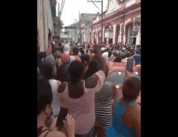 Thousands Take to Streets Demanding End to Communism in Cuba: 'Libertad!'