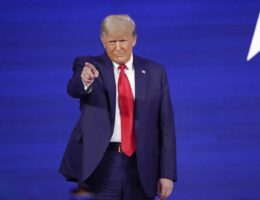 """Trump Tells Packed House in CPAC Dallas Speech: """"I Told You"""" So About Biden, Big Tech"""