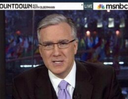 Unhinged Keith Olbermann: 'Holy' 2nd Amendment 'Does NOT Authorize Gun Ownership'